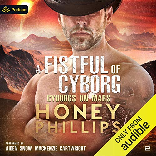 A Fistful of Cyborgs cover art