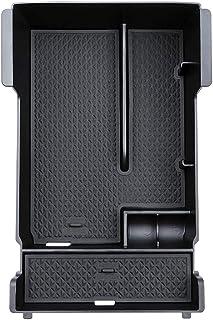 CDEFG Mittelkonsole Handschuhfach Armlehne Multifunktionaler Aufbewahrungsbox für Mazda3 Axela 2020 Auto Center Console Organizer Tray Innenraum Zubehör
