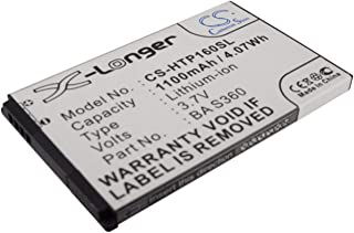 vintrons Replacement Battery For T-MOBILE MDA Compact V