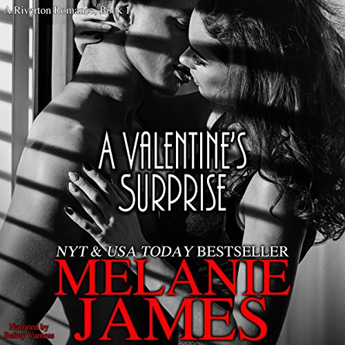 A Valentine's Surprise audiobook cover art