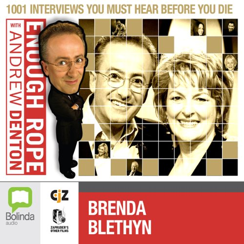 Enough Rope with Andrew Denton: Brenda Blethyn audiobook cover art