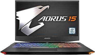 "AORUS 15-XA-F74CDW 15"" Thin Bezel Sharp 240Hz FHD Igzo LCD, i7-9750H, NVIDIA GeForce RTX 2070, Samsung 16GB RAM, Intel M.2..."