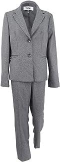 56a4d8174ee Amazon.com  Le Suit - Suits   Plus-Size  Clothing
