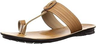 PARAGON Vertex Men's Tan Flip-Flops