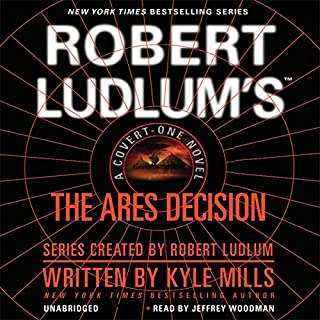 Robert Ludlum's(TM) The Ares Decision audiobook cover art