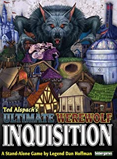 Bezier Games Ultimate Werewolf Inquisition