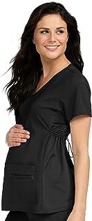 b9de48cdfc9 Amazon.com: Med Couture - Scrub Tops / Medical: Clothing, Shoes ...
