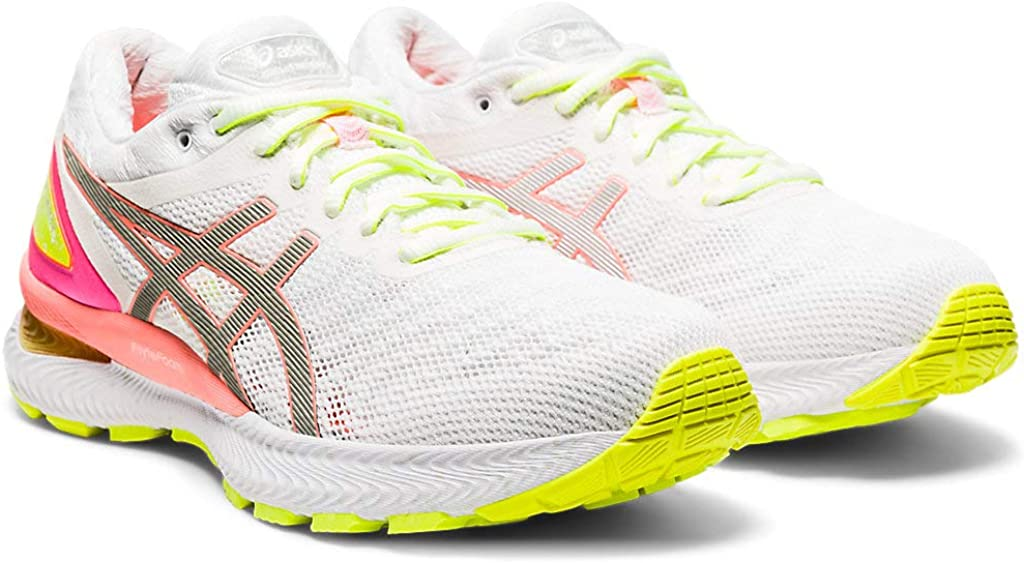 Ranking integrated 1st place ASICS Women's GEL-Nimbus Shoes Topics on TV 22 Running
