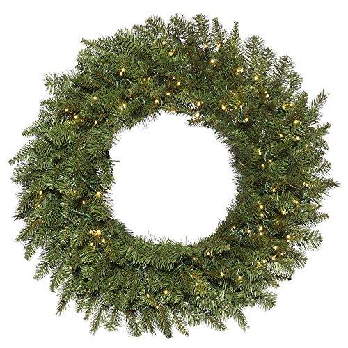 Vickerman Carlsbad Fir Wreath -  K172731LED