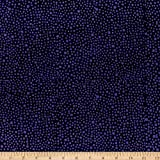 Batik by Mirah 0694411 Woodland Feast Squared Dots Fabric