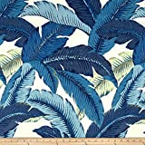 Tommy Bahama Indoor/Outdoor Swaying Palms Indigo