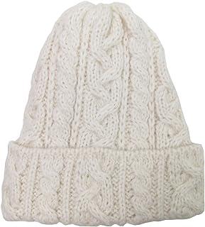 (ハイランド2000)Highland2000 アルパカ ニット帽 016 Alpaca Bobcap