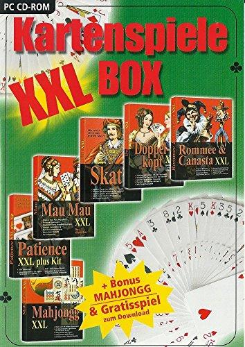 Kartenspiele XXL Box