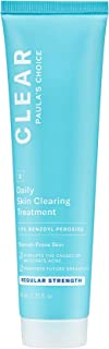 Paula's Choice CLEAR Regular Strength Skin Clearing Treatment   2.5% Benzoyl Peroxide for Facial Acne   Redness Relief   ...
