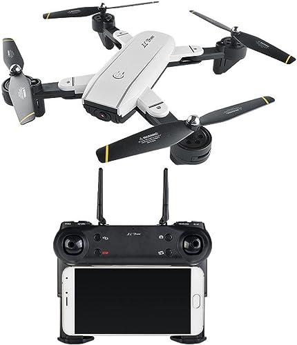 ASHOP SG700 Quadcopter Drohne 2.4Ghz 4 CH 360 ° WiFi 2.0MP Optischer Flow Dual-Kamera, H  halten, Schwerkraft-Betrieb, 360 ° Flip, Headless-Modus, eine Taste zurück, Geschwindigkeitsmodus