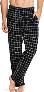 Men's ComfortSoft Cotton Printed Lounge Pants-b