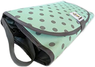 2 Styles Portable Diaper Changing Pad Clutch Foldable Changing mat Flexible Travel Mat,HSJ063A,United States