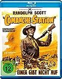 Einer gibt nicht auf (Comanche Station) [Blu-ray] [Francia]