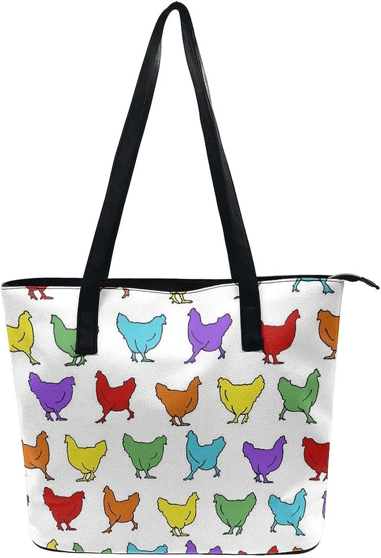 Shoulder Tote Bag Beach Satchel Bags For Women Lady Lightweight Tourist Handbag
