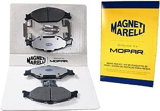Magneti Marelli by Mopar 1AMV100804 Disc Brake Pad Set