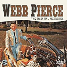 40 Greatest Hits of Webb Pierce (2 CD Boxset)