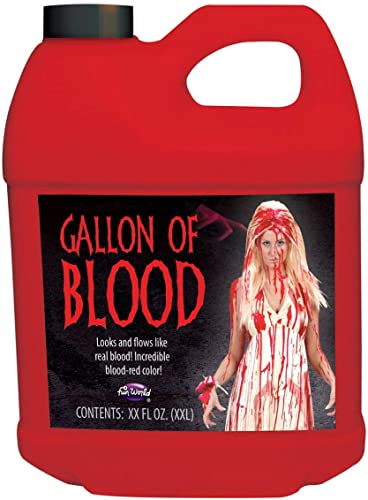 Bidon de 3,7 litres de sang