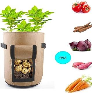 Amazon.es: cultivo patatas - Bolsas / Recipientes para plantas y ...