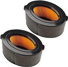 Panari (Pack of 2) 951-10794 Air Filter + Pre Cleaner for MTD 951-14262 208cc Troy-Bilt MTD Gold Craftsman Yard-Man Yard Machines Huskee Bolens Tiller / Cultivator