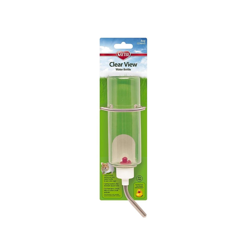 Kaytee Small Animal Clear Water Bottle, Single