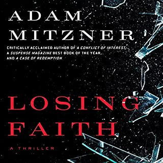 Losing Faith audiobook cover art