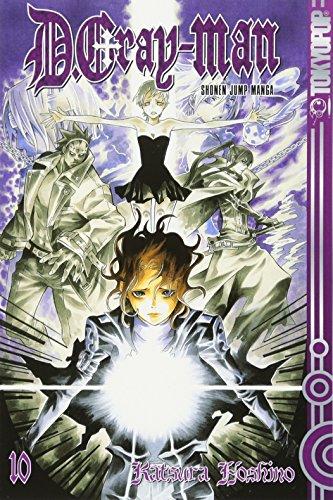 D.Gray-Man 10.
