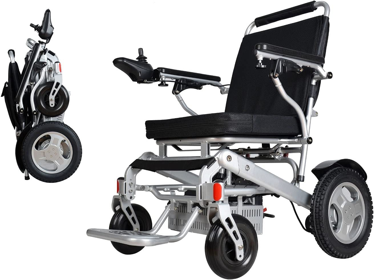 Deluxe All Ranking integrated 1st place Terrain Electric D09S Wheelchairs Lightweigh Foldable Cheap sale