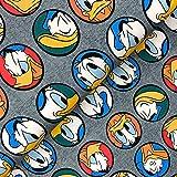 Swafing GmbH Disney Jersey Donald Kreise - Stoff -