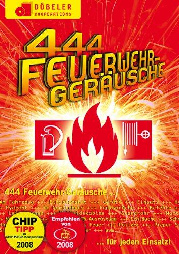 Preisvergleich Produktbild 444 Feuerwehr-Geräusche