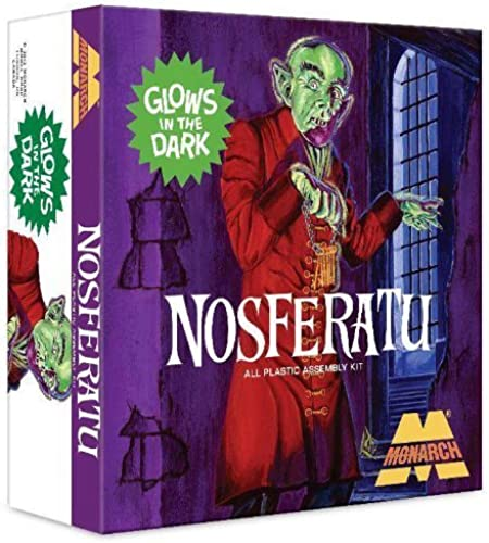1 8 Nosferatu glow-in-the-Dark (phosphoreszierende) Ver.