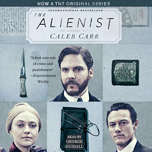 The Alienist audiobook cover art
