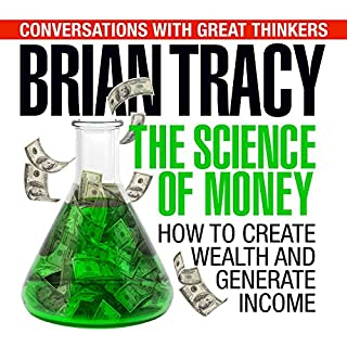The Science of Money audiobook cover art