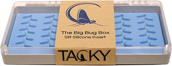tacky fly fishing the big bug box
