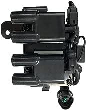 DEAL Ignition Coil Set of 1 For 1998-2002 HYUNDAI ATOS/ATOZ/SANTRO XING/AMICA (MX) & 1999 HYUNDAI ATOS PRIME/AMICA (MX), all with Engine Code G4HC, Replaces OE# 27301-02600