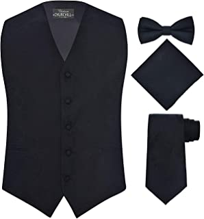 Best black tux with teal vest Reviews
