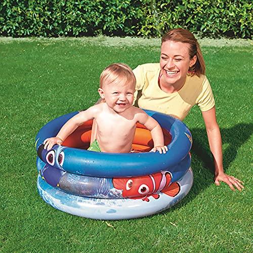 LGLE Piscina inflable de los niños de la piscina, 70×30CM, juegos del agua de la familia del jardín del verano de la piscina del bebé,