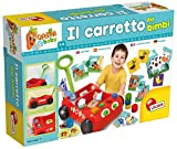 Lisciani Giochi 57733 - Carotina Baby Il carretto dei Bimbi