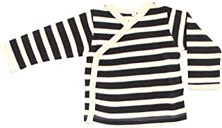 Maple Clothing Organic Cotton Baby Kimono Bodysuit GOTS Certified