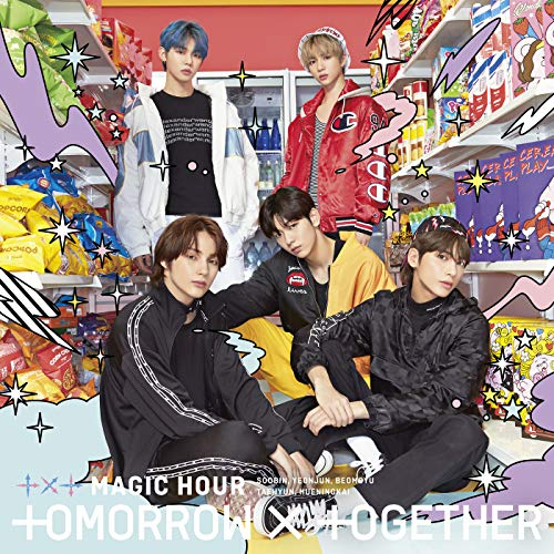 [single]ある日、頭からツノが生えた (CROWN) (Japanese Ver.) – TOMORROW X TOGETHER[FLAC + MP3]