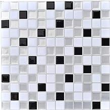 ZJJHX Pegatinas DIY Cool Blanco y Negro Retro Equipo de f/útbol Estilo de Juguete Decoraci/ón para el hogar Pegatinas 50Pcs
