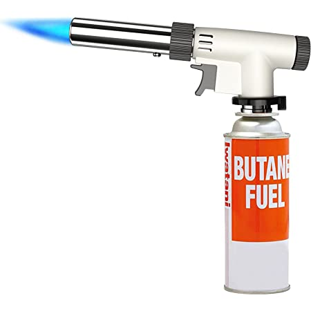 Chef BBQ Flame Jet Gun Butane Gas Torch Burner Cooking Professional B