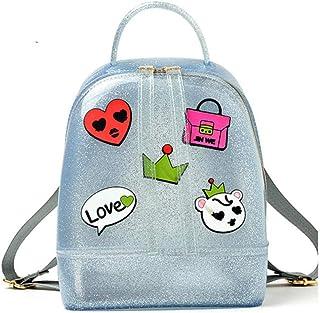 2020 Women Cute Silicone Backpack Female Travel Bags Girl School Bag Lady Shoulder Bag