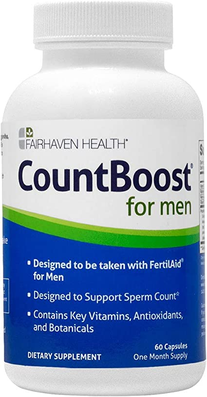 To increase load supplements sperm How to
