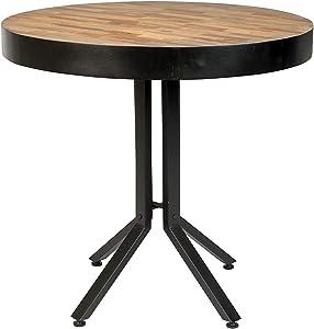 Bistro, tavola rotonda, naturale