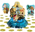 Amscan Jake and the Neverland PiratesTable Decoratging Kit, 1, Multicolored